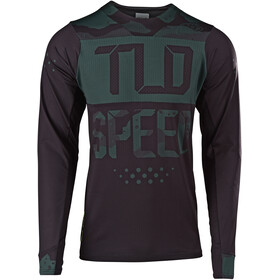 Troy Lee Designs Skyline Air Maillot à manches longues Homme, speedshop/stealth camo/black